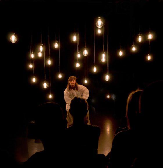 Corbett Lighting Party All Night: Andrea Cuius-Boscarello And Roland Ellis