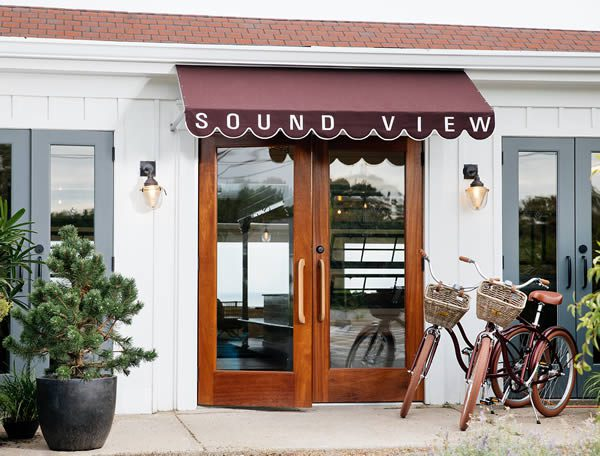Sound View Greenport, North Fork Long Island, New York