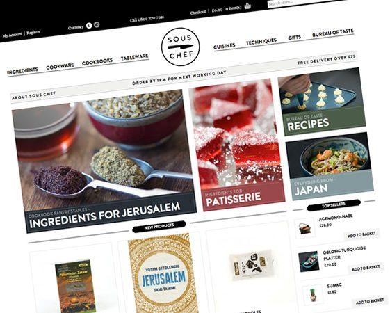 Site Spotlight; Sous Chef