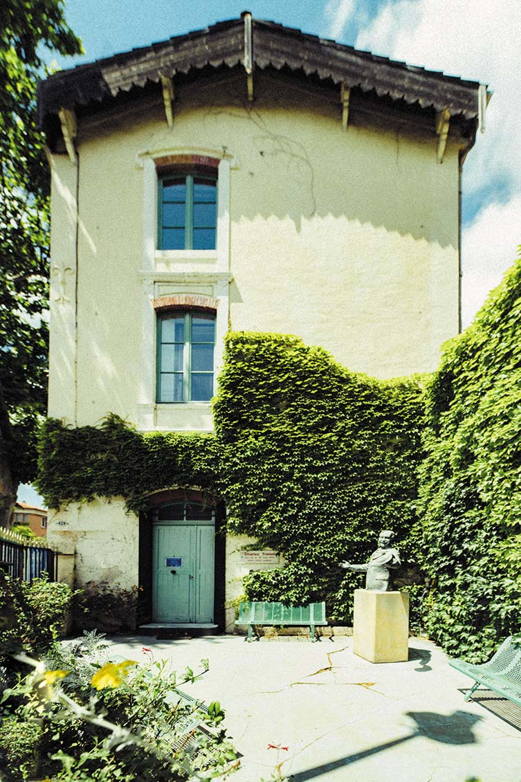 Maison natale de Charles Trenet