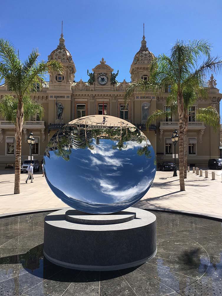 Sky Mirror in Monte-Carlo