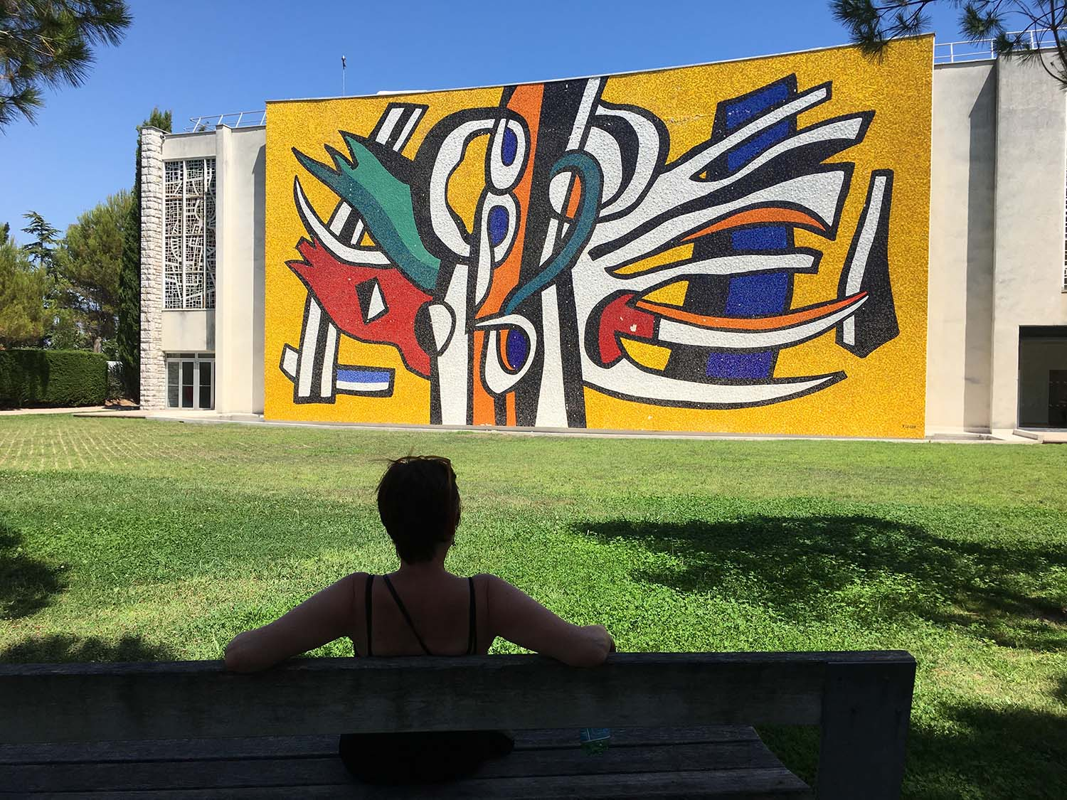 The South of France for Art Lovers: Musée Fernand Léger