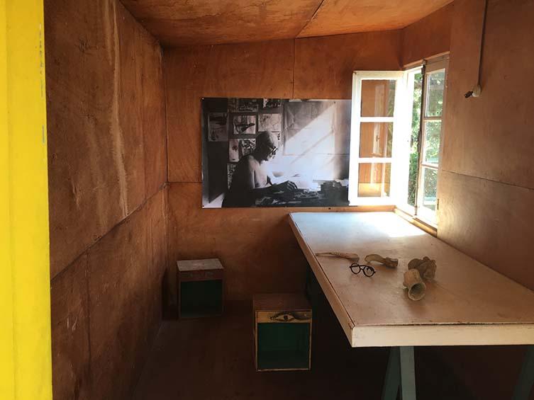 Le Cabanon – Le Corbusier