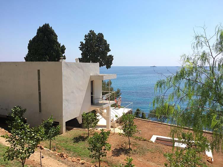 Villa E-1027 – Eileen Gray