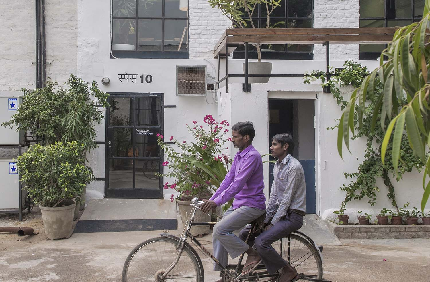 SPACE10 Delhi, Research Lab Opens in Delhi Creative Hub, India
