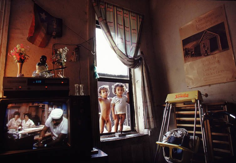 Joseph Rodriguez, Spanish Harlem: El Barrio in the '80s