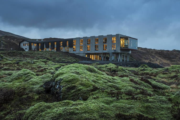ION Adventure Hotel, Selfoss, Iceland