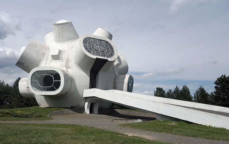 Ilinden Memorial, also known as Makedonium