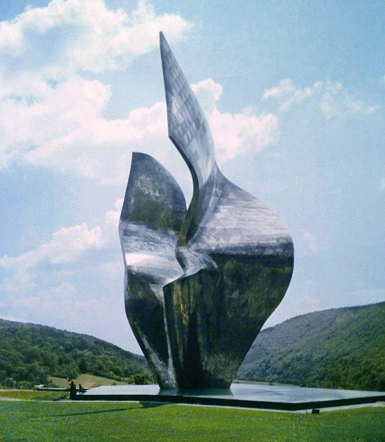 Monument to the Revolutionary Victory of the People of Slavonia