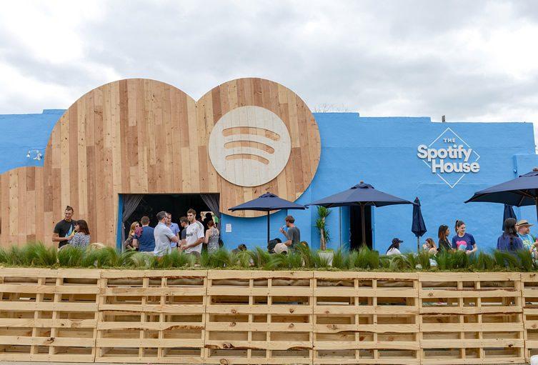Spotify Rebrand, Collins New York