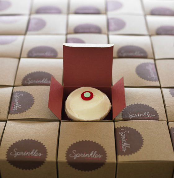 24-Hour Sprinkles; Cupcake Vending Machine