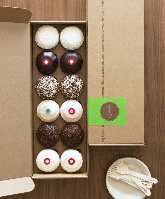 24-Hour Sprinkles; Cupcake Vending Machine