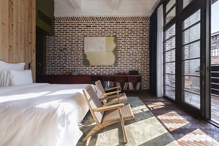 Stamba Hotel Tbilisi Design Hotel, Georgia by Adjara Group and Temur Ugulava
