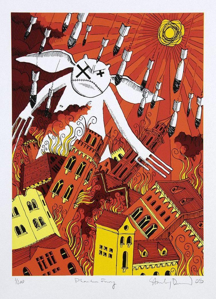Stanley Donwood — Apocalypse Boutique