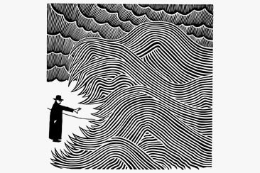 Stanley Donwood — The Panic Office