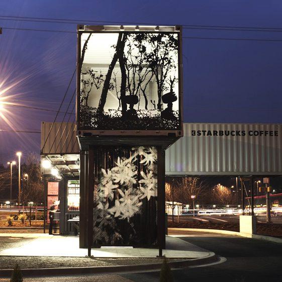 Starbucks Container Store, Tukwila