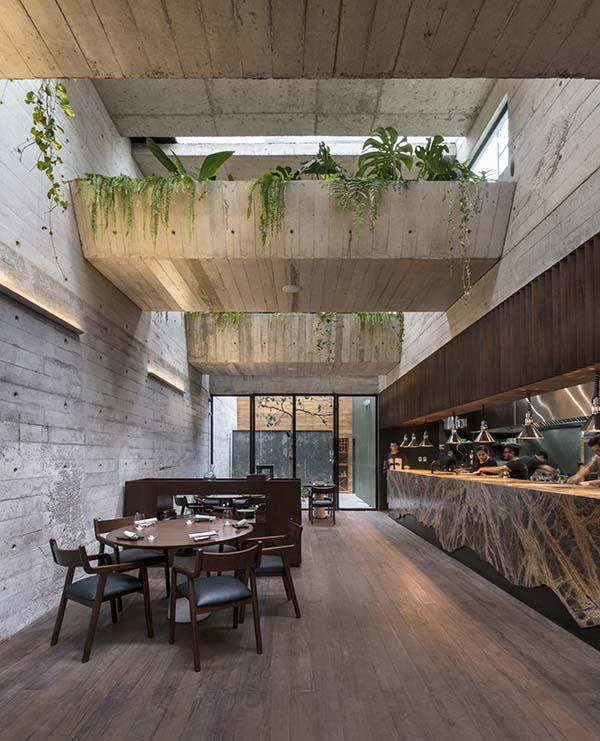 Statera Lima, Restaurante Statera by Peruvian-Greek chef Andre Patsias