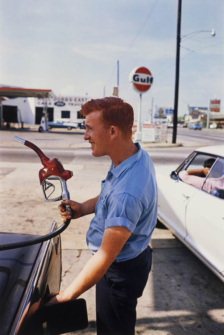 William Eggleston, Memphis, Los Alamos series, 1965–68