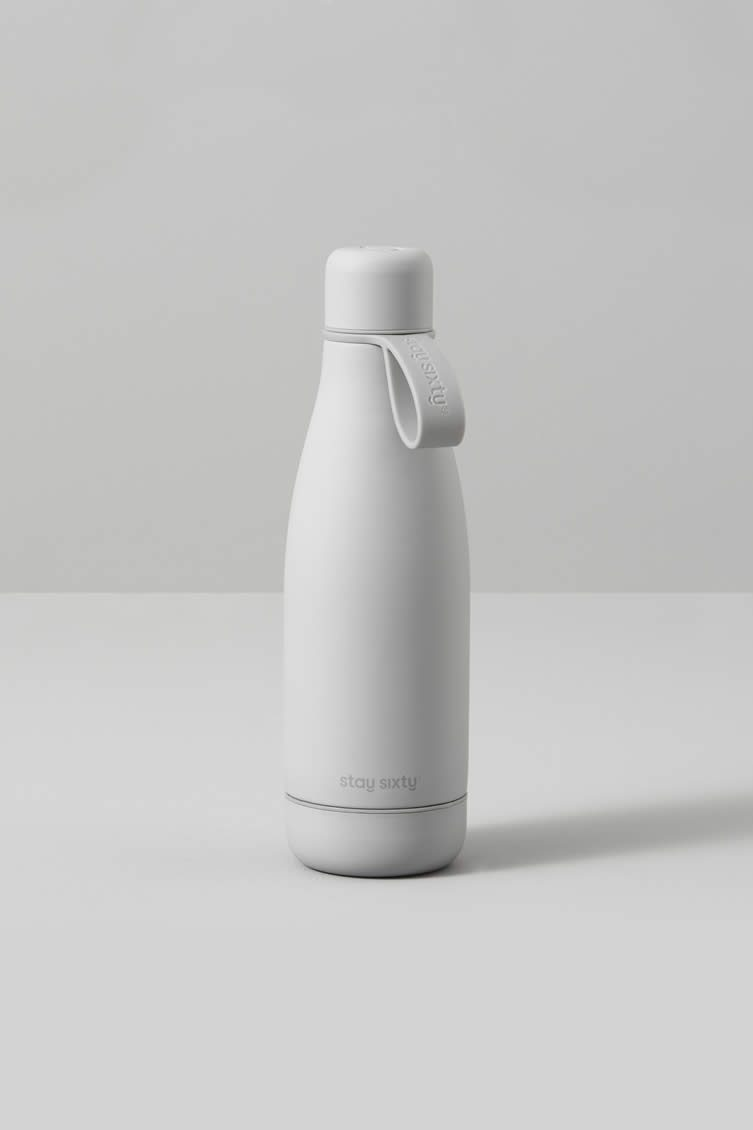 Stay Sixty Sustainable Water Bottle