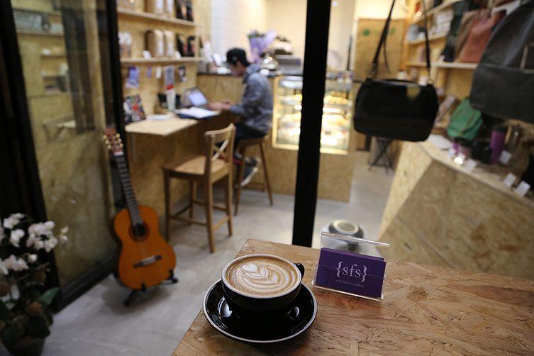 St Francis Café & Gallery — Hong Kong