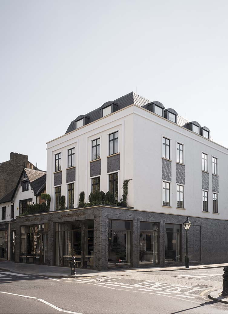 Sticks'n'Sushi Kings Road by Norm Architects