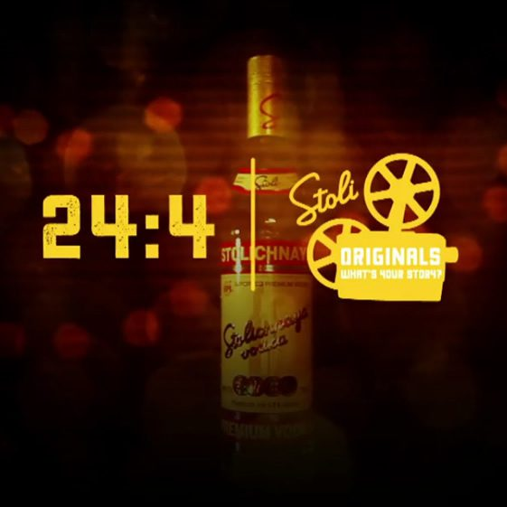 Stoli Originals; Final Call