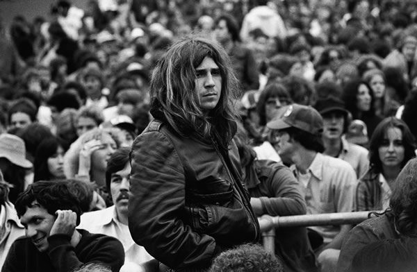 Rolling Stones Fans by Joseph Szabo, Damiani Editore