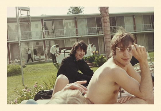 Found: Photographs of the Rolling Stones