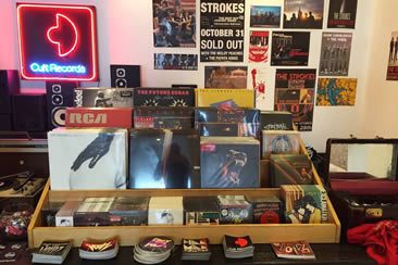 The Strokes Pop-Up Shop, New York