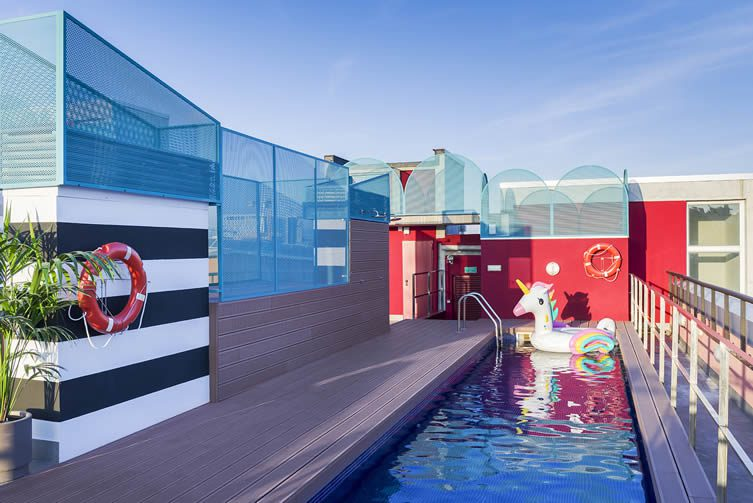 The Student Hotel Barcelona: Student Hotel Campus Marina and Poble Sec