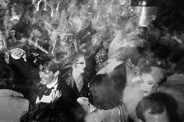 Studio 54 Photographs by Hasse Persson