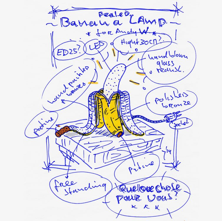 Studio Job, The Banana Show