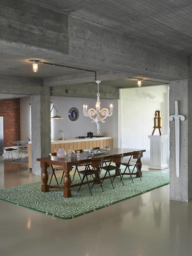 Studio Job Loft Antwerp