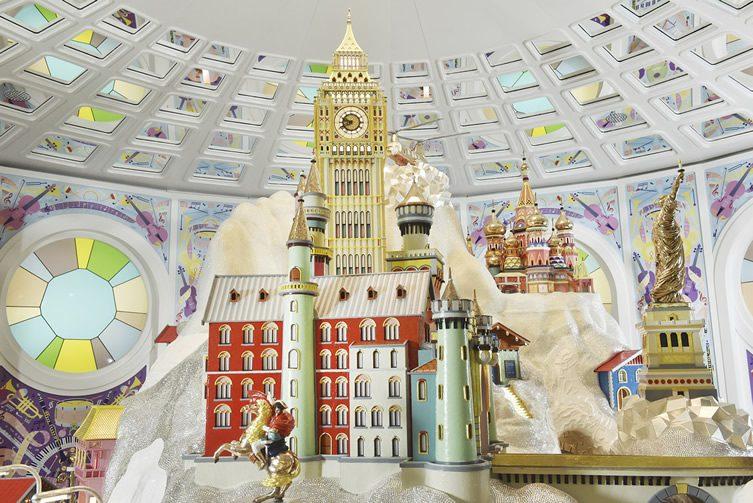 Studio Job Wunderkammer at Swarovski Kristallwelten Innsbruck