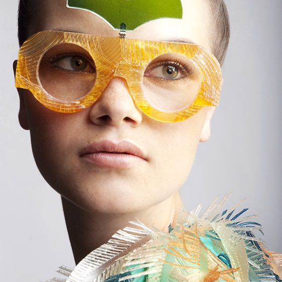 Studio Swine Eyewear for Jane Bowler S/S 2012