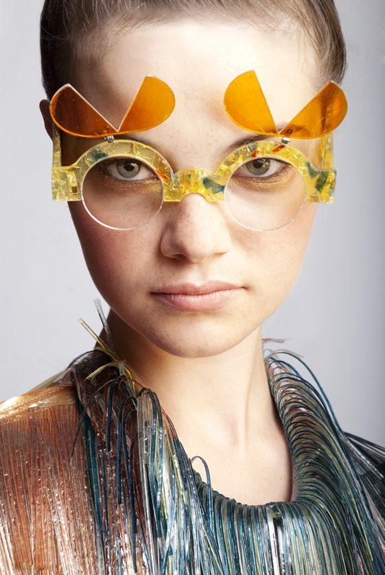 Studio Swine Eyewear for Jane Bowler S/S 2012