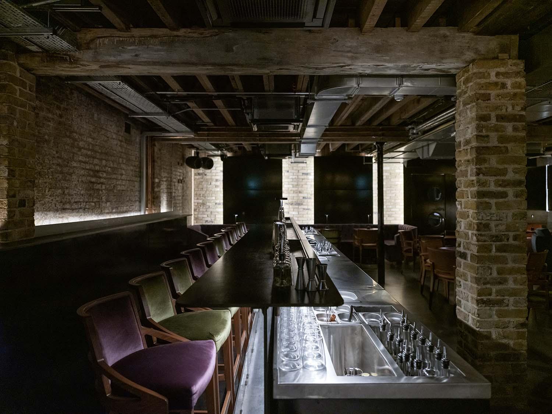 SUCRE London, Fernando Trocca Restaurant Soho, Great Malborough Street