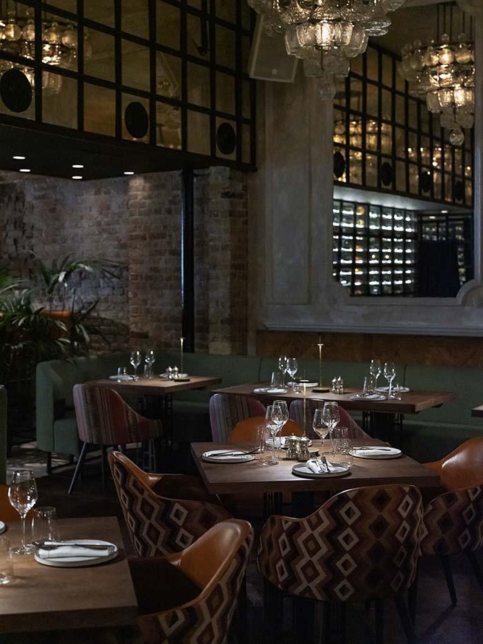Fernando Trocca Restaurant Soho, Great Malborough Street
