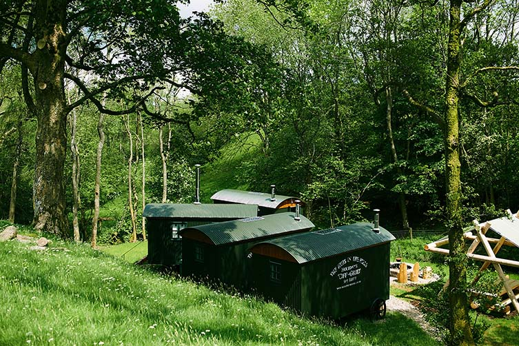 Great Escape Glamping, Hay-on-Wye