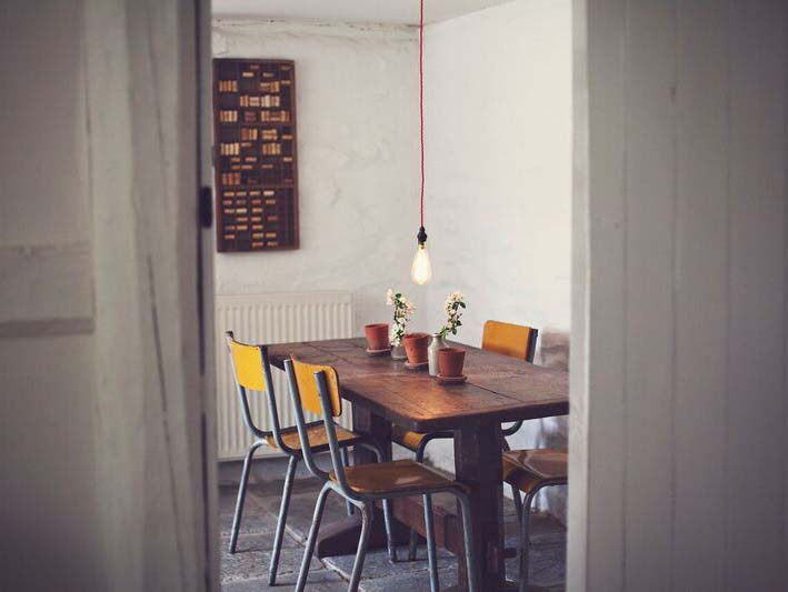 The contemporary cottage: Hafan, Hay-on-Wye