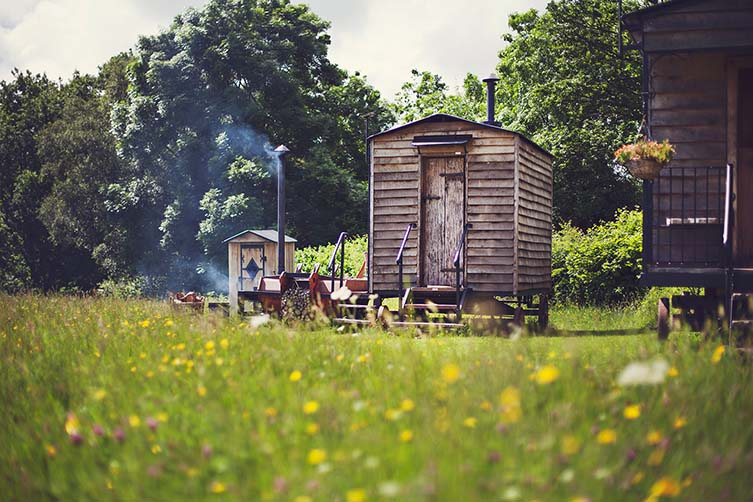 Eccentric Hideaways in the Brecon Beacons
