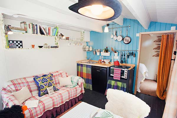 Sugar & Loaf, Luxury Cottages, Cabins, Huts and Glamping in Wales, Brecon Beacons