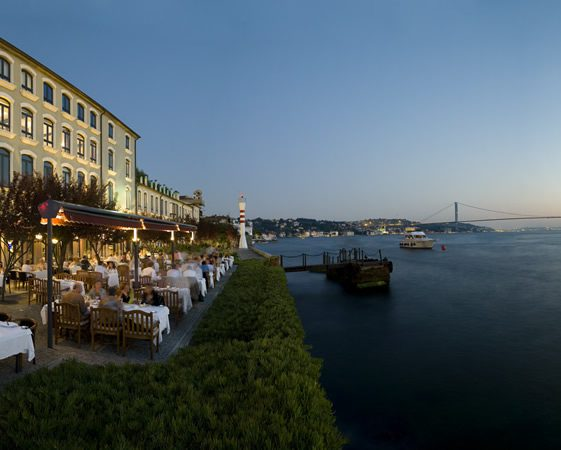 Sumahan on the Water, Istanbul