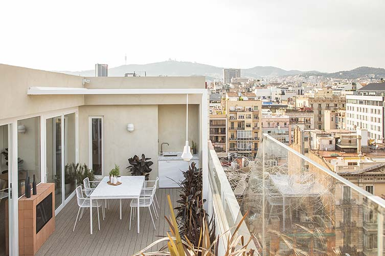 Barcelona Design Apartment