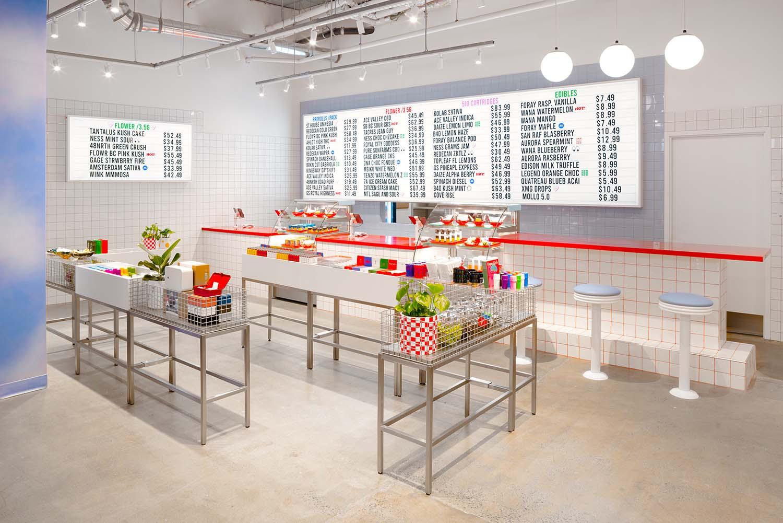 Superette Cannabis Store Ottawa Design-Led Weed Shop