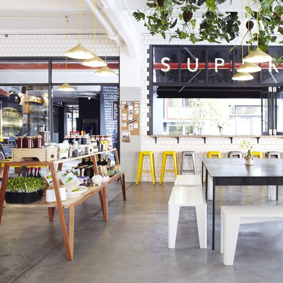 Super Foods at Cape Town Design Hub