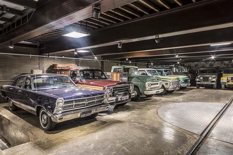 Private Car Gallery São Paulo