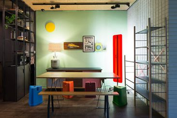 Super Stimuli at Ace Hotel London, London Design Festival 2014