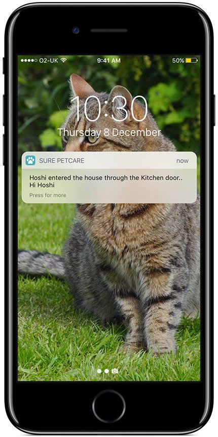 Sure Petcare App