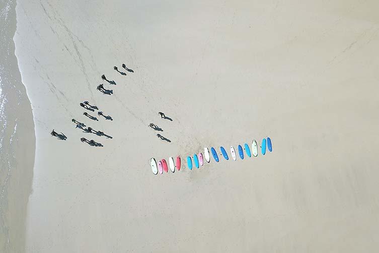 Praia de Patos, Galicia, Spain © Veerle Helsen